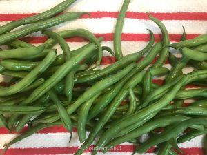 southern green beans fresh