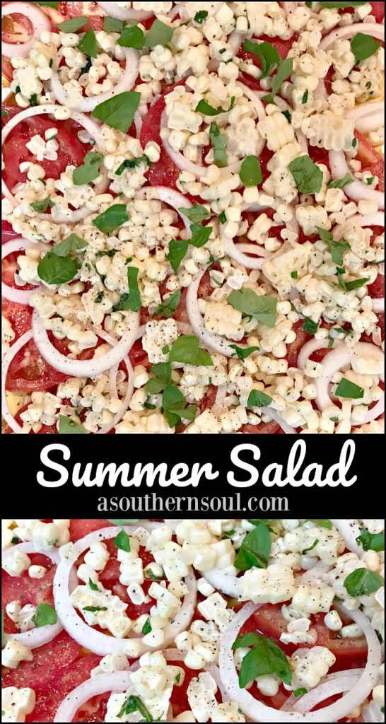 summer salad pinterest
