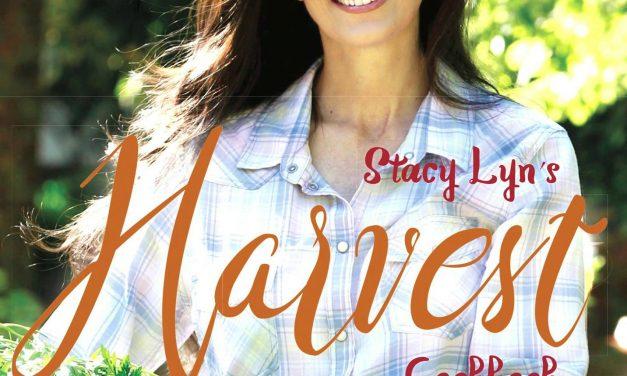 """""""Harvest"""" Cookbook & Lodge Cast Iron Skillet GIVEAWAY!"""