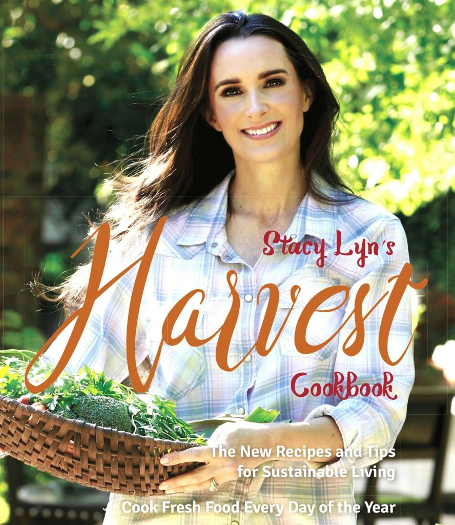 Harvest cookbook feature