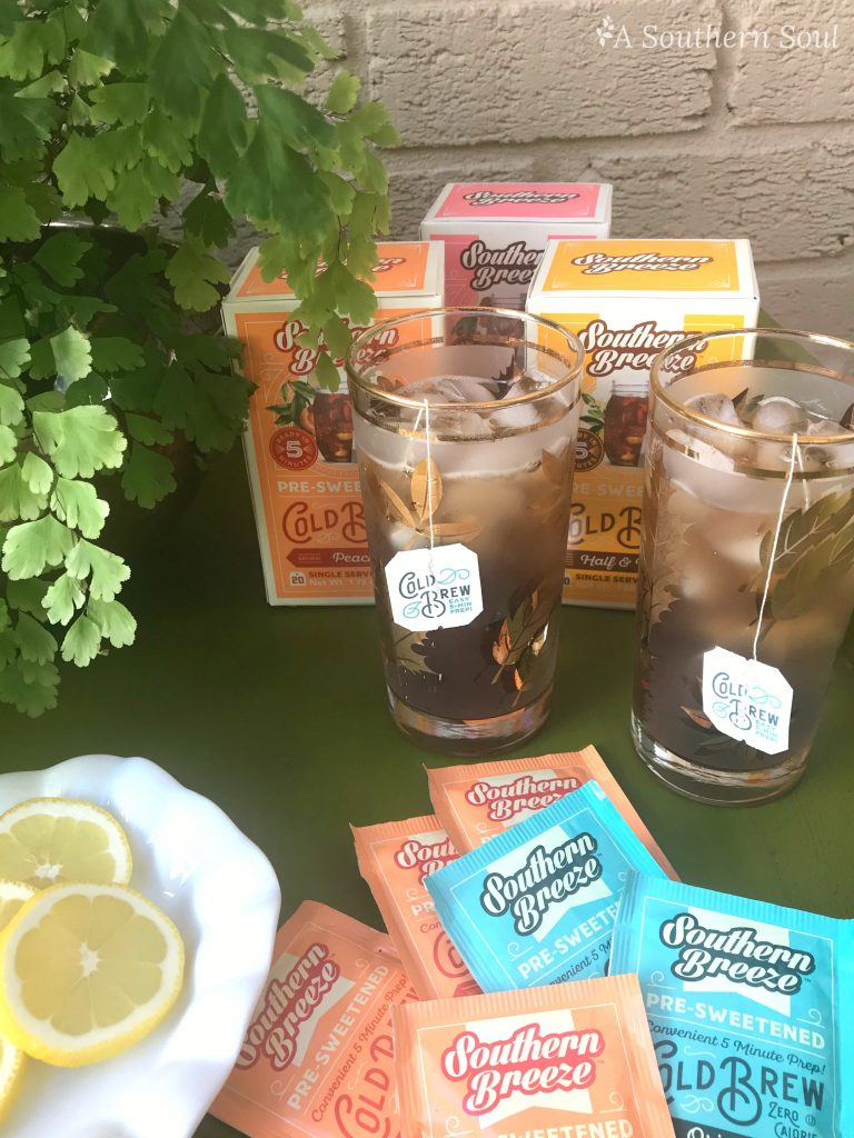 southern breeze single serve sweet tea