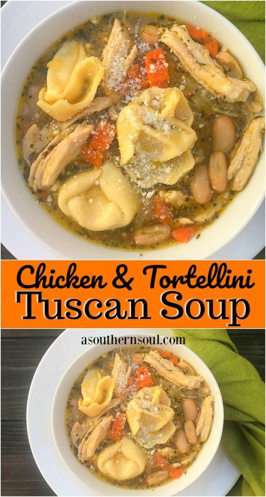 Tuscan soup recipe