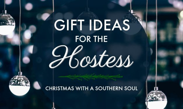 Gift Ideas for the Hostess ~ Christmas 2017