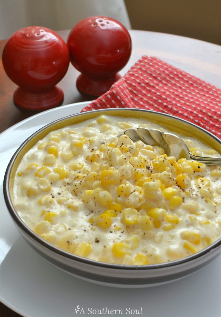 creamed corn from crock pot