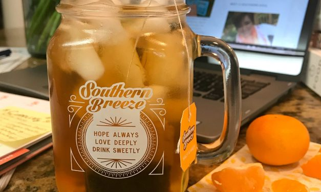 Cold Brew Sweet Tea & Busy Times