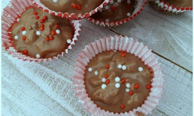 Meal Plan Monday #92 ~ Crock Pot Chocolate Peanut Butter Candy