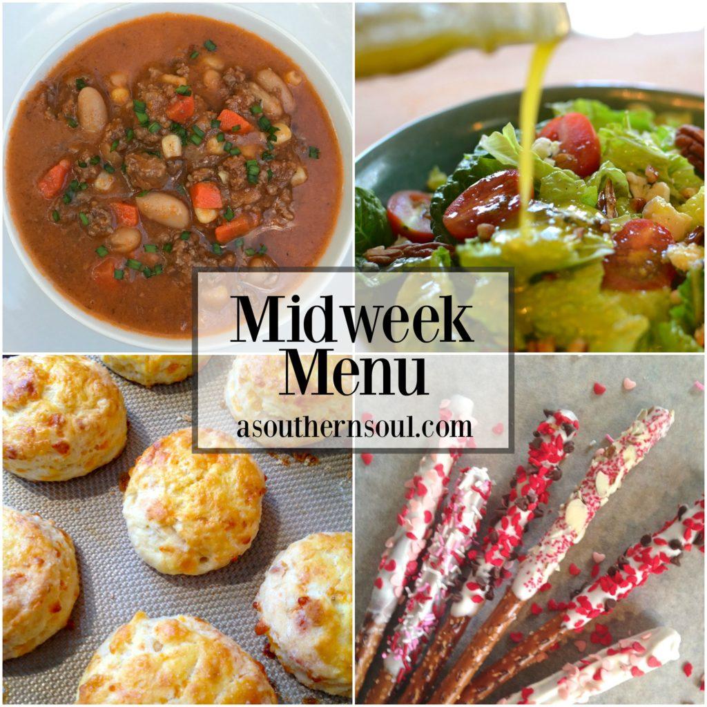 midweek menu#4