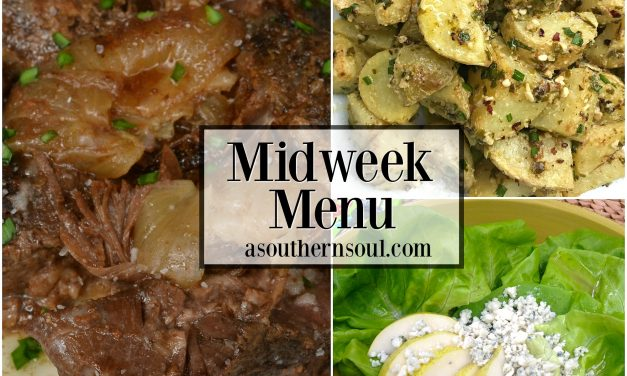 Midweek Menu #3 ~ Busy Day Pot Roast