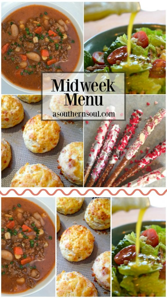 midweek menu #4