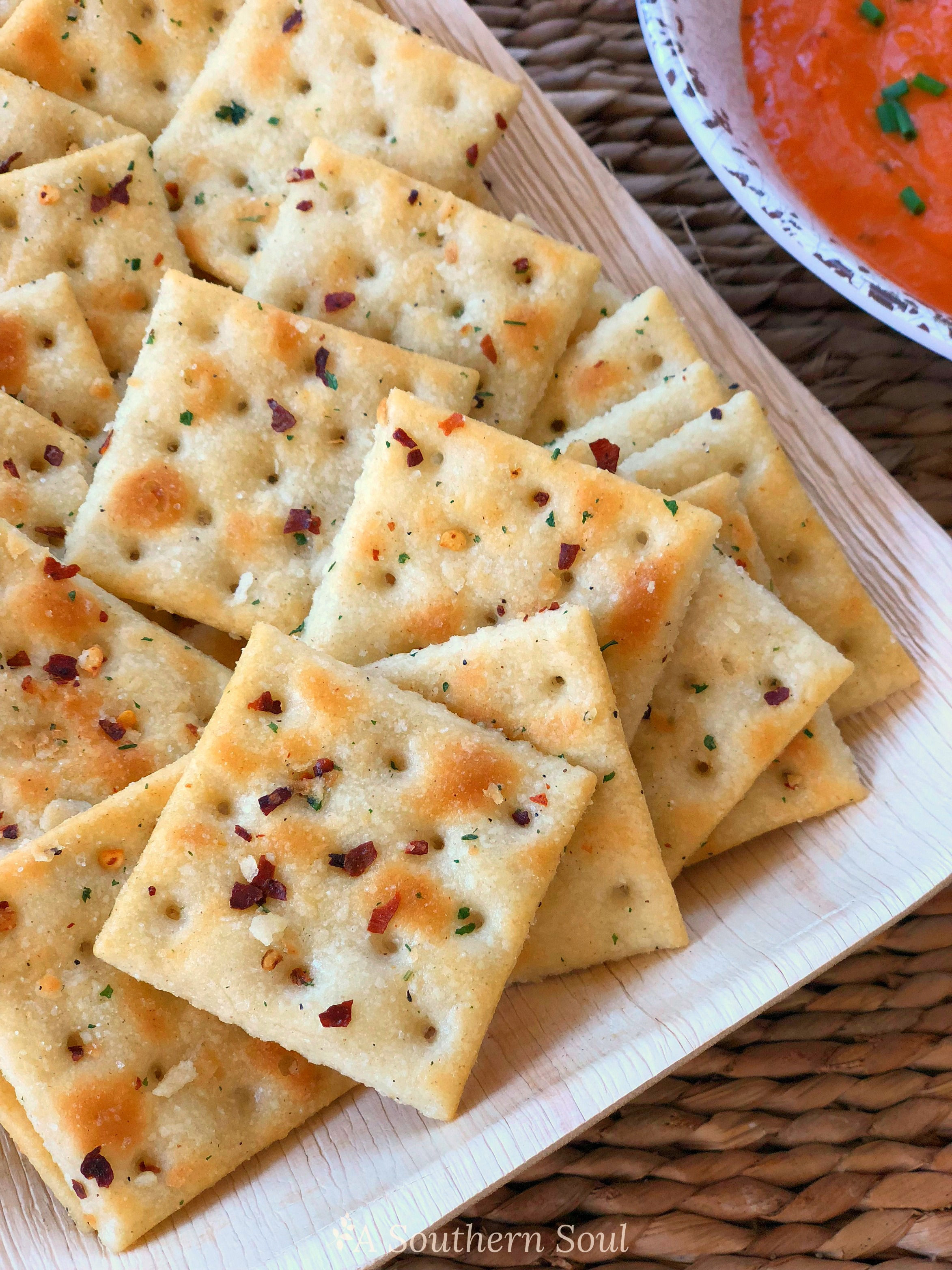 southern living firecrackers recipe