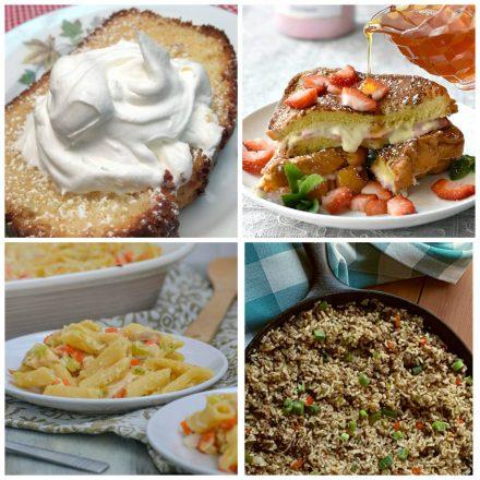 Meal Plan Monday #101 ~ Pound Cake