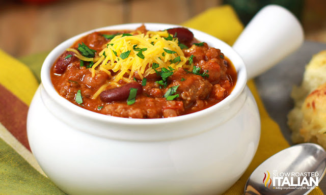 20 out of this world chili recipe