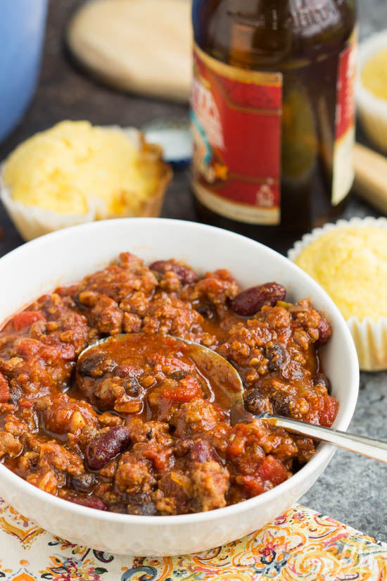 20 out of this world chili recipes, round up, beef