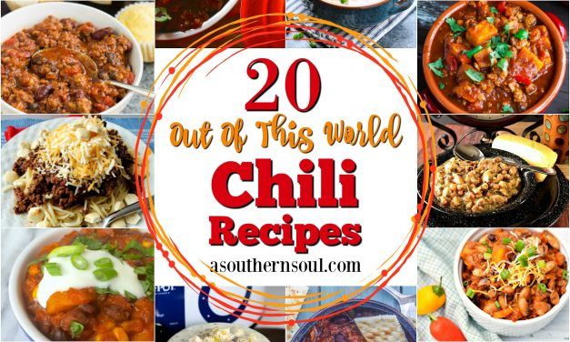 "20 ""Out Of This World"" Chili Recipes"