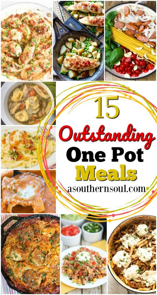 15 outstanding one pot meals roundup from a southern soul