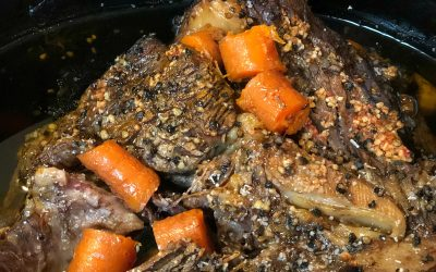 Slow Cooker Irish Pot Roast