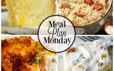 Meal Plan Monday #105