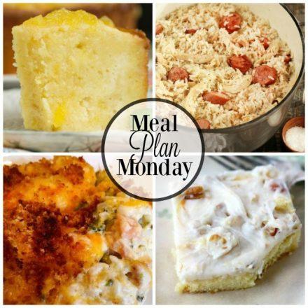 Meal Plan Monday #105