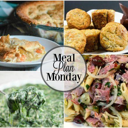 Meal Plan Monday #104