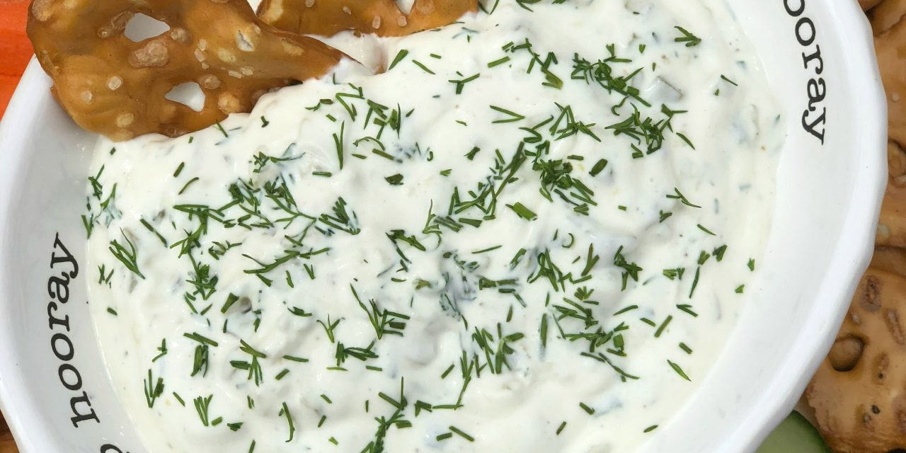 Herb & Dill Pickle Dip