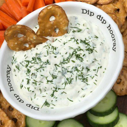 Herb & Dill Pickle Dip