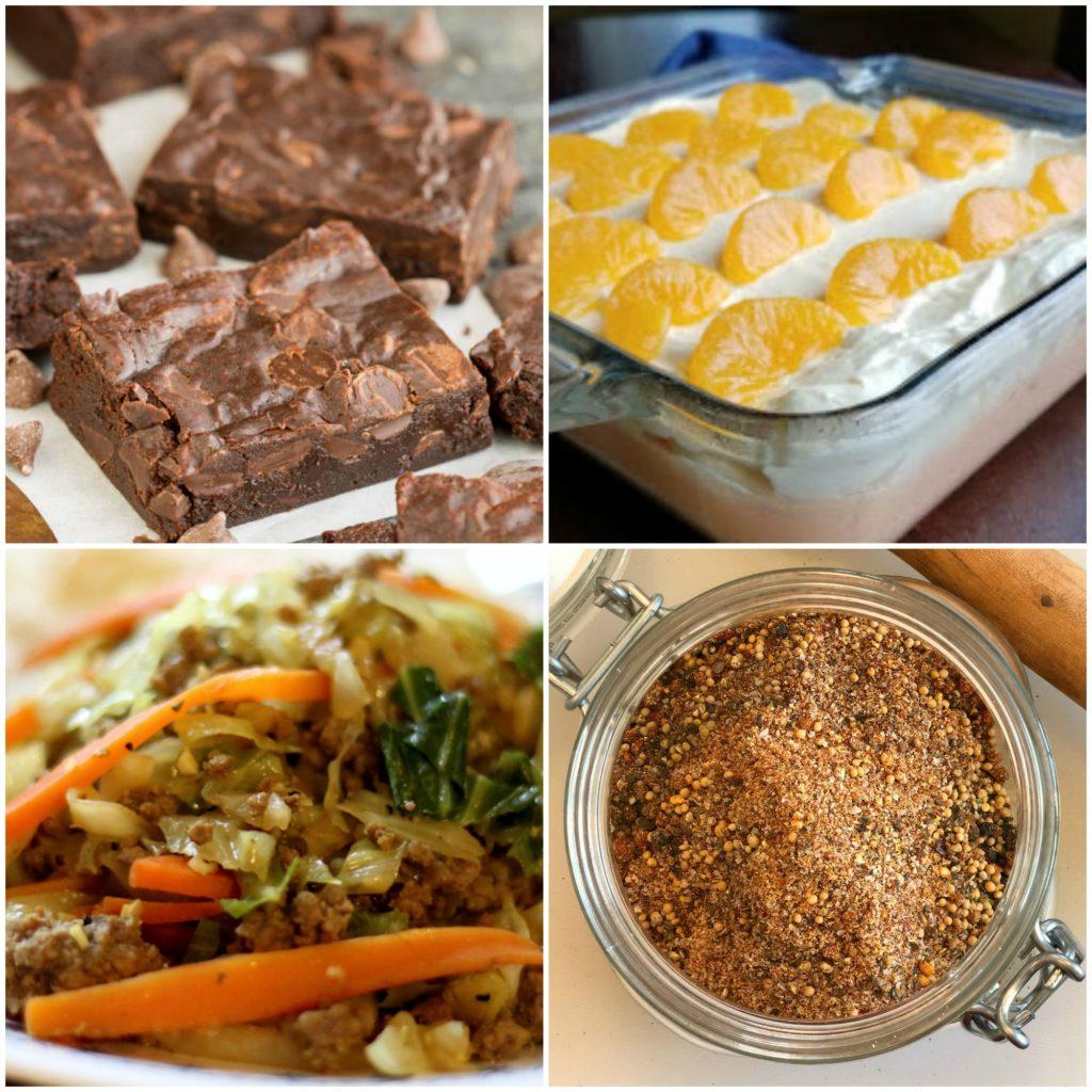 meal plan monday #110 recipe linkup
