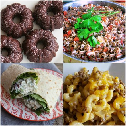 Meal Plan Monday 111