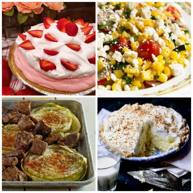 meal plan monday #113 recipe link up party