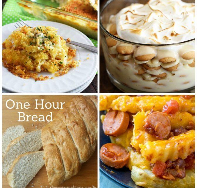 Meal Plan Monday #115