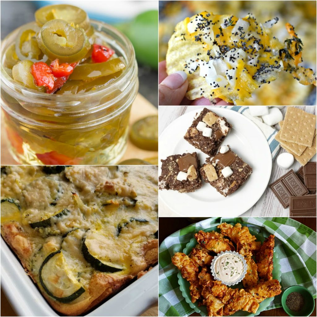 Meal Plan Monday #121 recipe link up from A Southern Soul