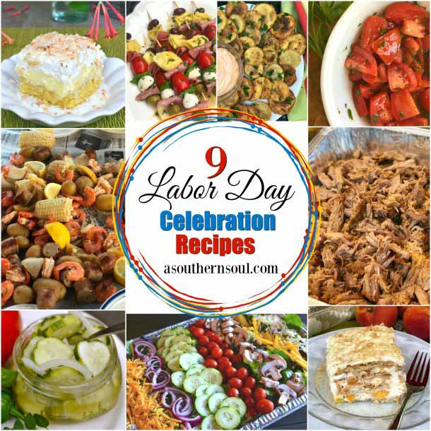9 Labor Day Celebration Recipes