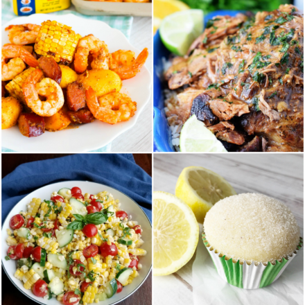 Meal Plan Monday 127 from A Southern Soul