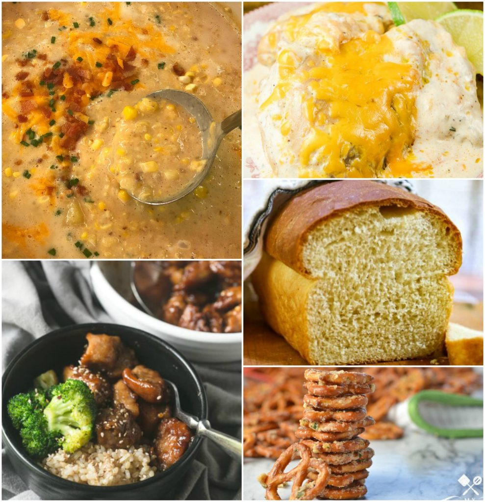 Meal Plan Monday #128 recipe link up