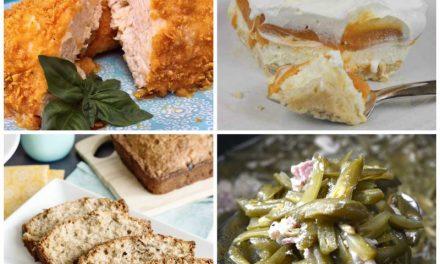 Meal Plan Monday #129