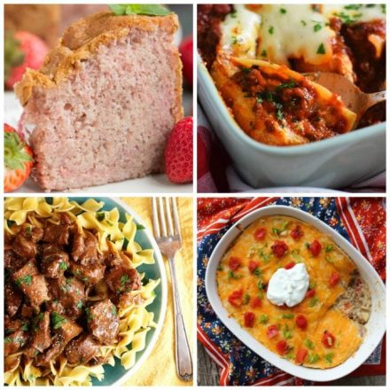 Meal Plan Monday #130