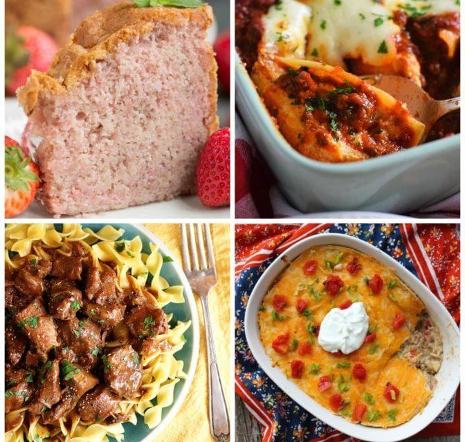 Meal Plan Monday #130