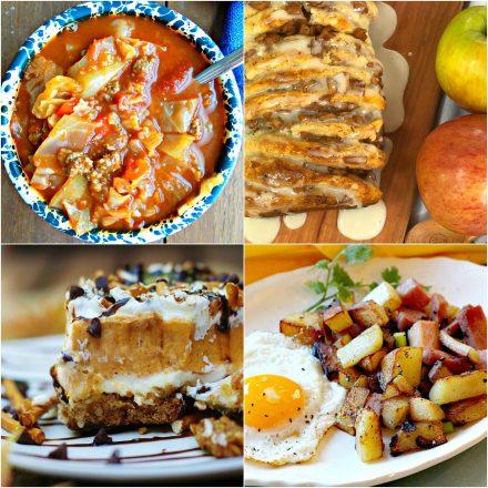 Meal Plan Monday #134