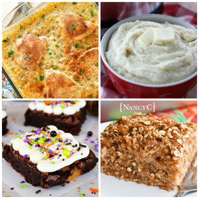 Meal Plan Monday 137 recipe roundup
