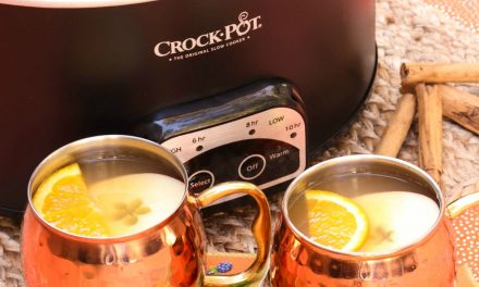 Crock Pot Mulled Cider