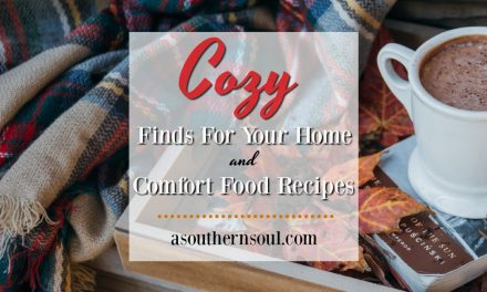 Cozy Finds For Your Home & Winter Recipes Collection