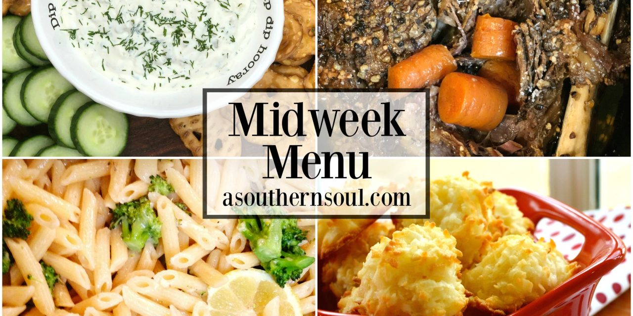Midweek Menu #30 ~ Slow Cooker Irish Pot Roast