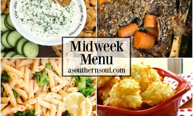 Midweek Menu #30 ~ Slow Cooker Irish Pot Roast