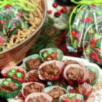 Make this Crock Pot Chocolate Pecan Candy to share this holiday season. This sweet treat, made in no time, makes an excellent gift for teachers, neighbors and the special people who've helped you out during the year!