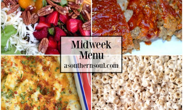 Midweek Menu #33 – Glazed Meatloaf