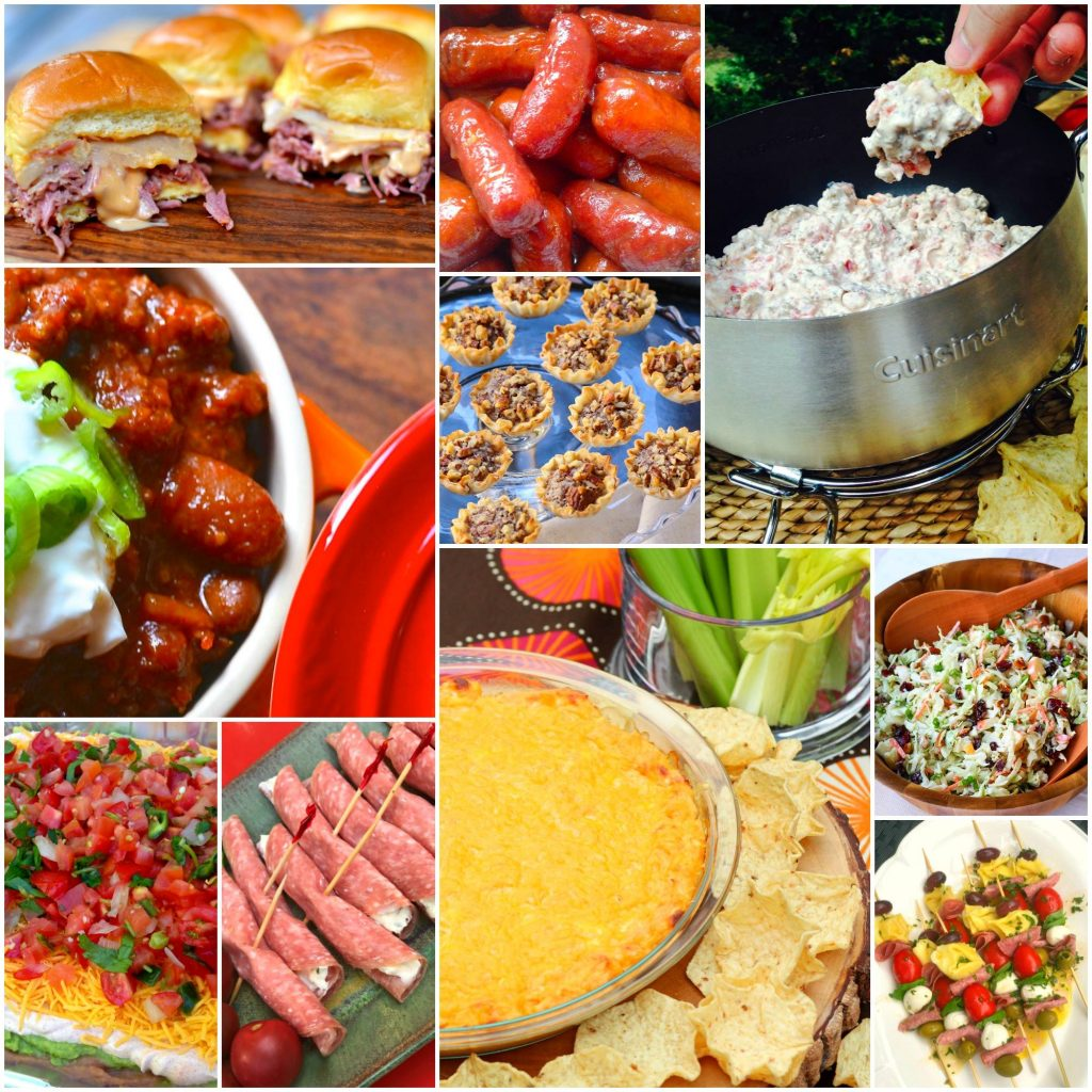 10 of the BEST Super Bowl recipes to make any party a success!