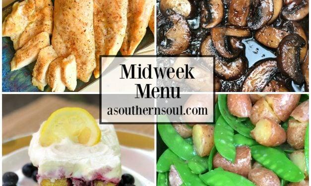 Midweek Menu #41 – Oven Roasted Chicken Breasts