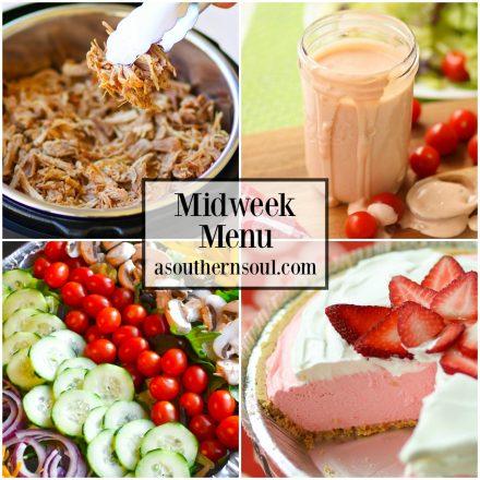 Midweek Menu #45 – Pulled Pork