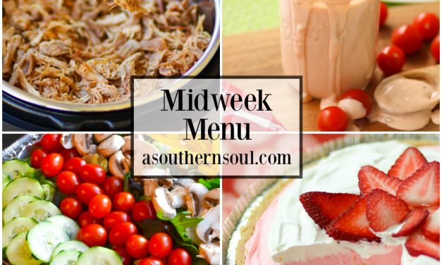 Midweek Menu #45 – Pulled Pork