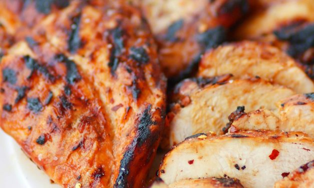 Sweet Heat BBQ Chicken