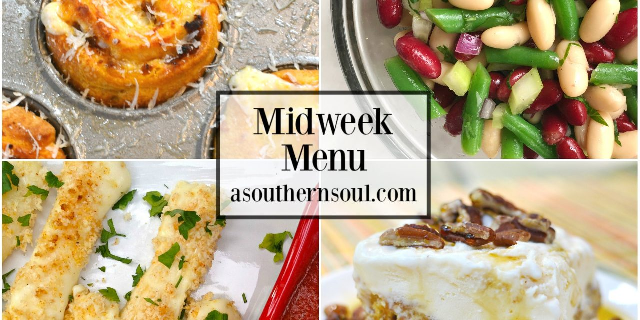 Midweek Menu #49 – Pizza Rolls